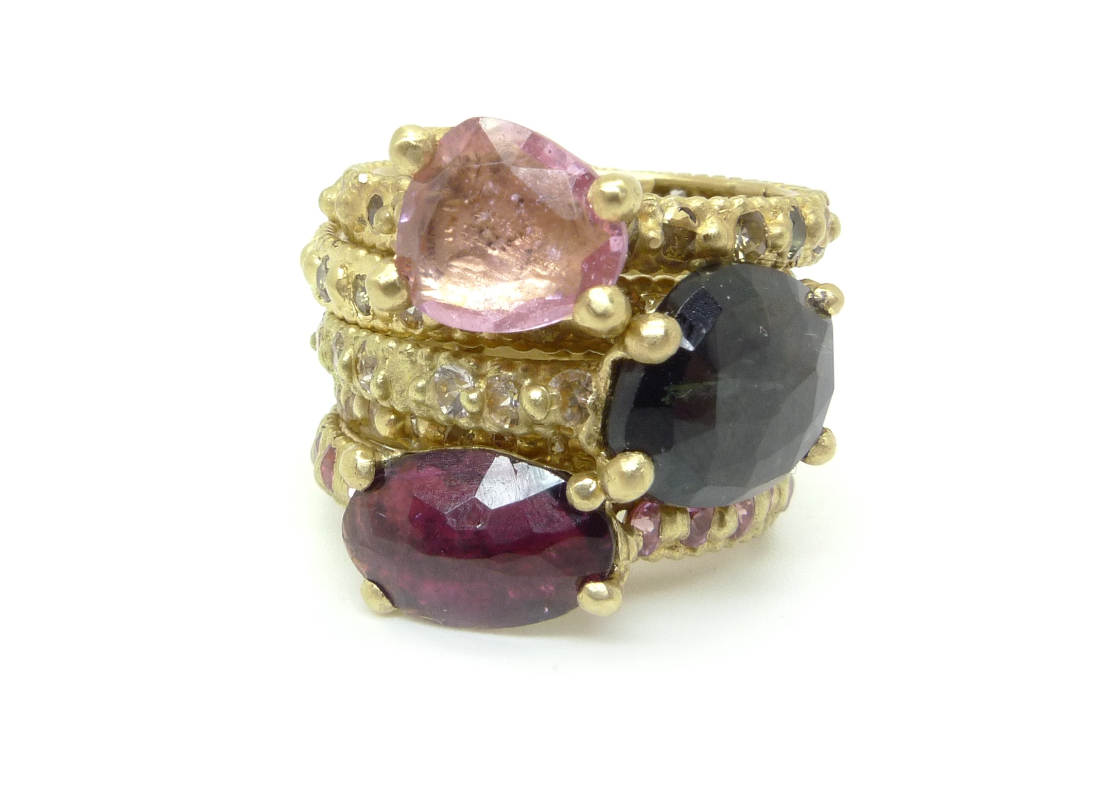 Solitaire Tourmaline and Rapunzel Stack.jpg
