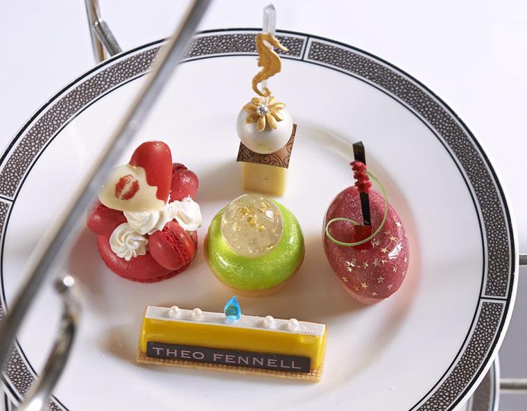 Theo Fennell Bijoux Afternoon Tea at The Langham hotel