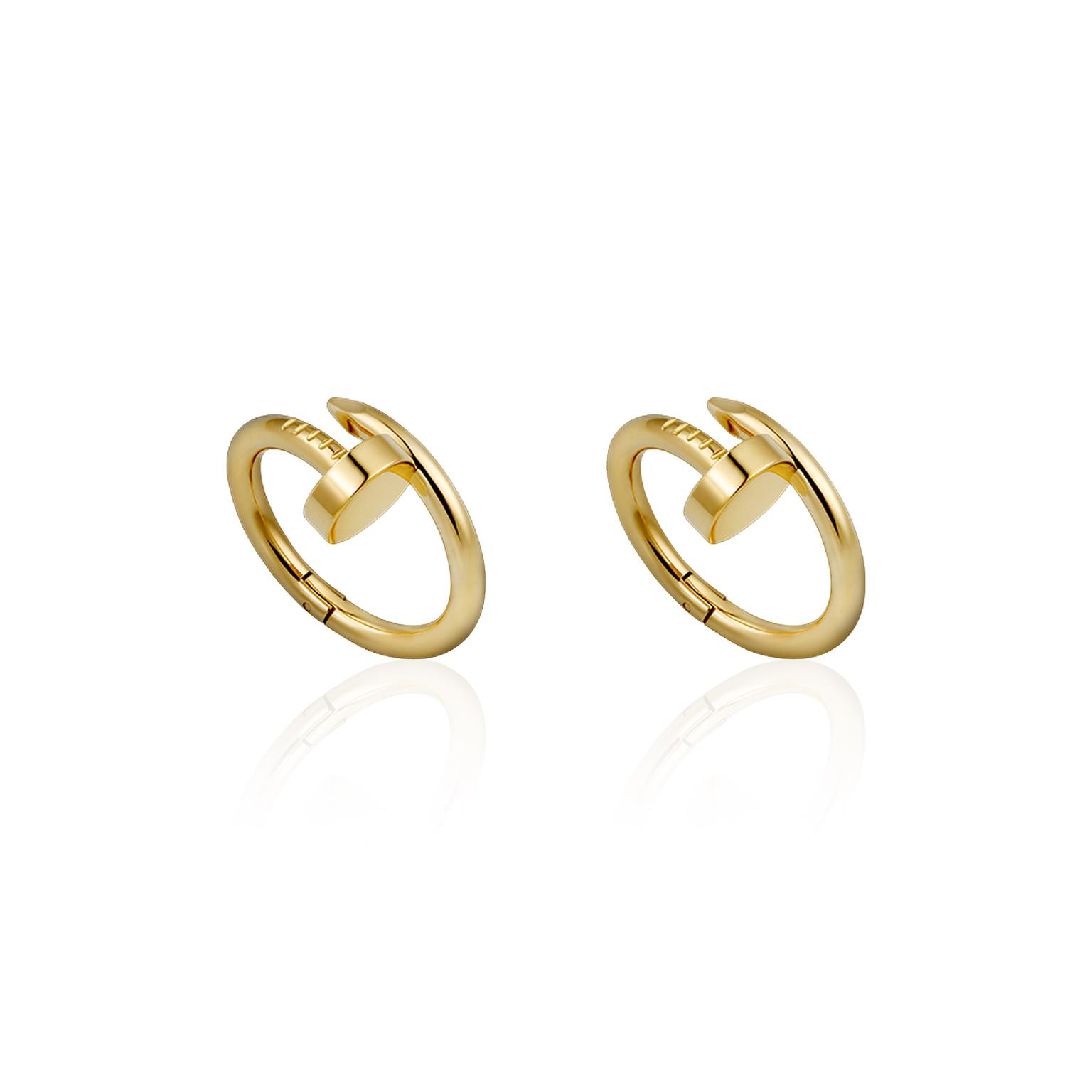 Cartier-Juste-un-Clou-Gold-Cufflinks-zoom