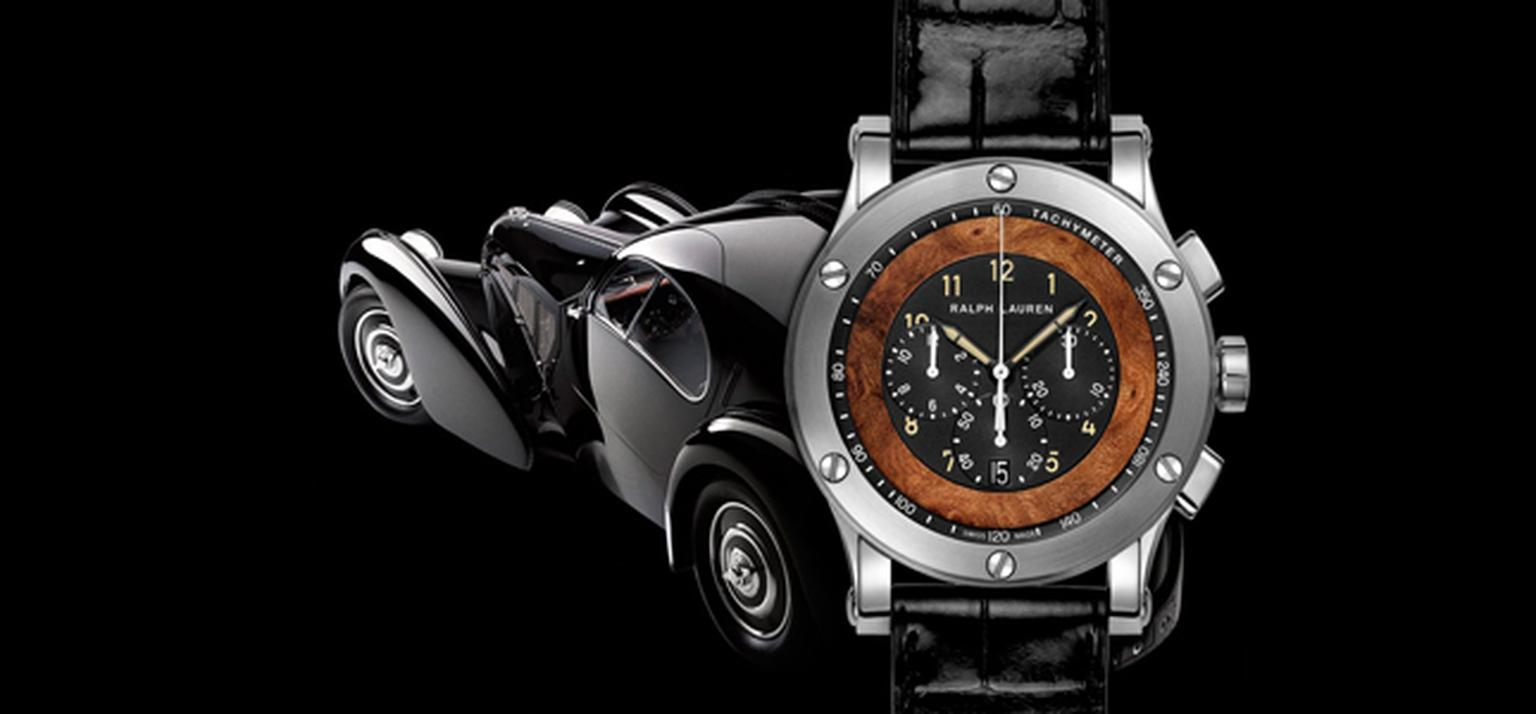 Ralph Lauren Automotive Chronograph 5HP
