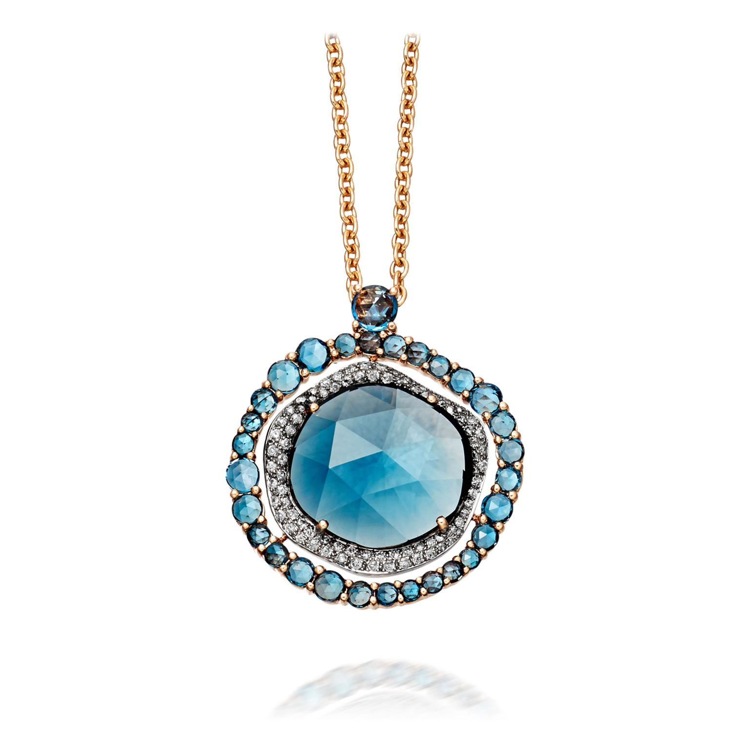 diamond mcdonough small marquise topaz kiki blue product and necklace cut