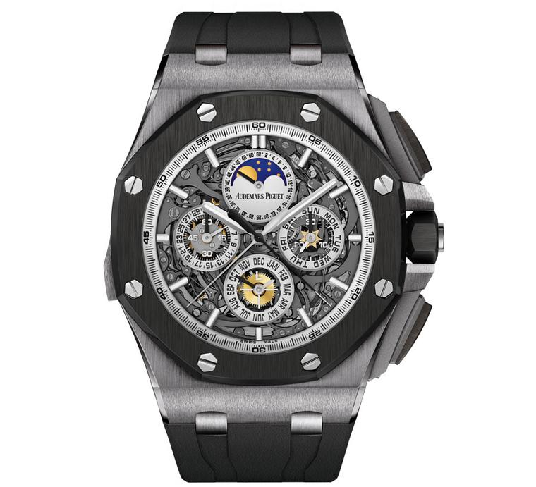 Audemars Piguet entices with a new collection of men's watches