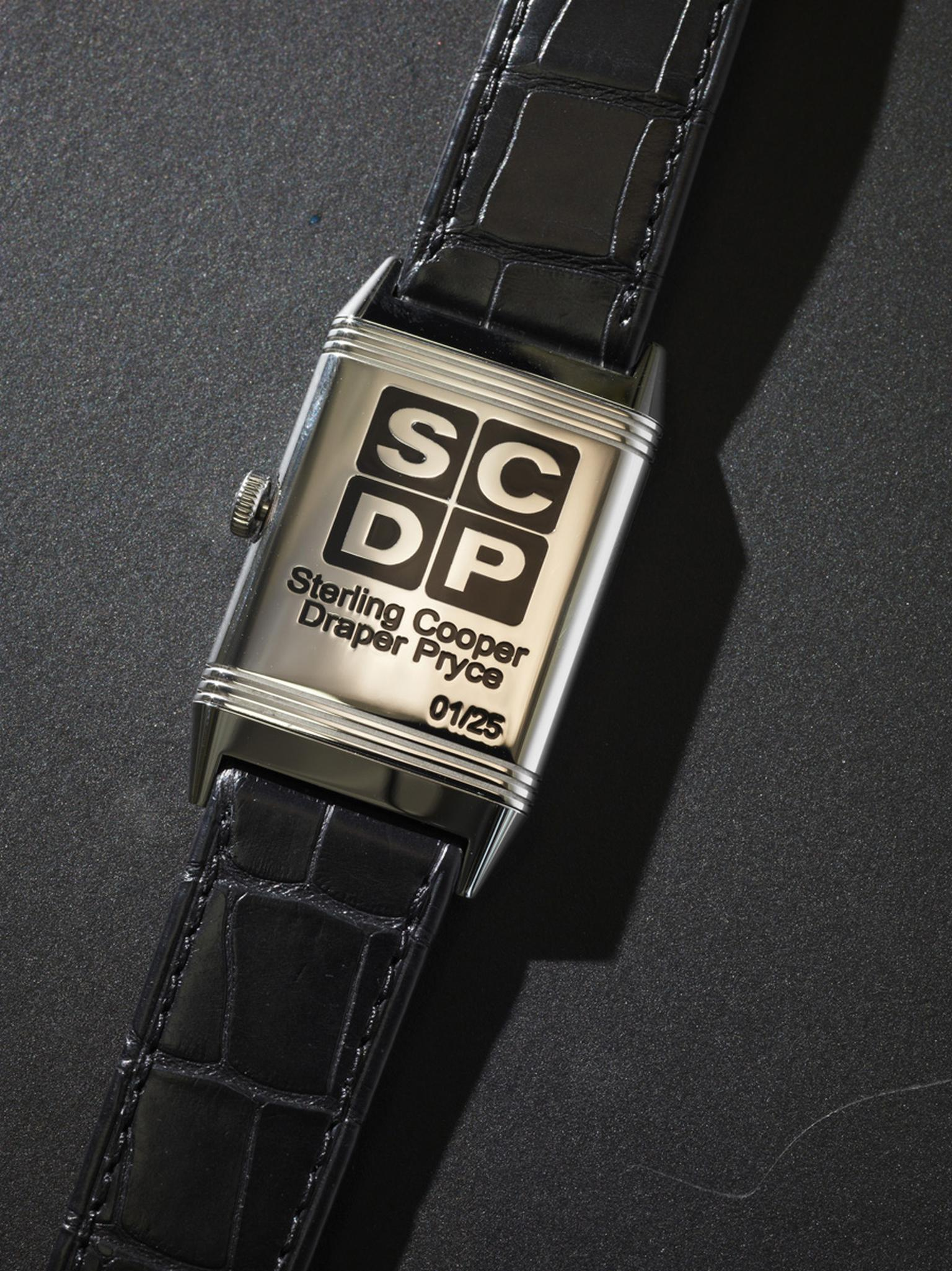 Jaeger-LeCoultre Mad Men 6