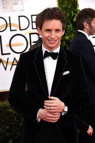 Trophy watches for men at the Golden Globe Awards