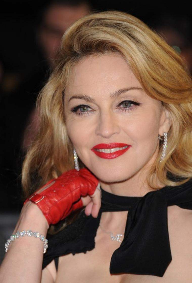 Madonna - Van Cleef & Arpels - Photo by Jon Furniss  Getty Images