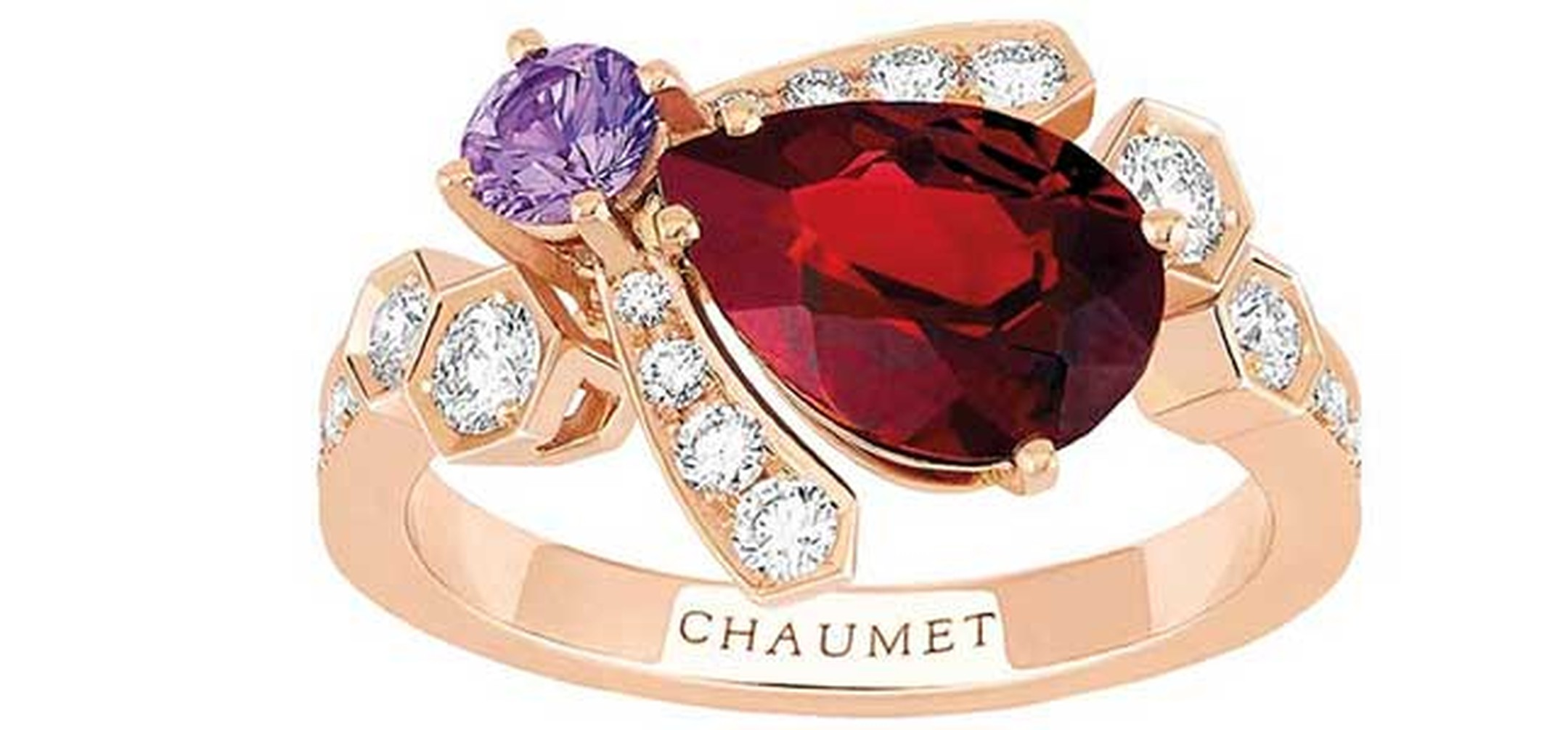 Chaumet ring HP