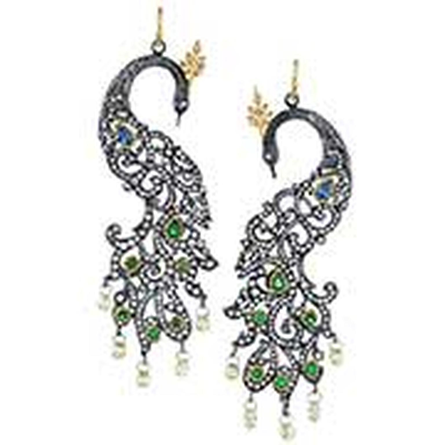Arman Sarkisyan earrings
