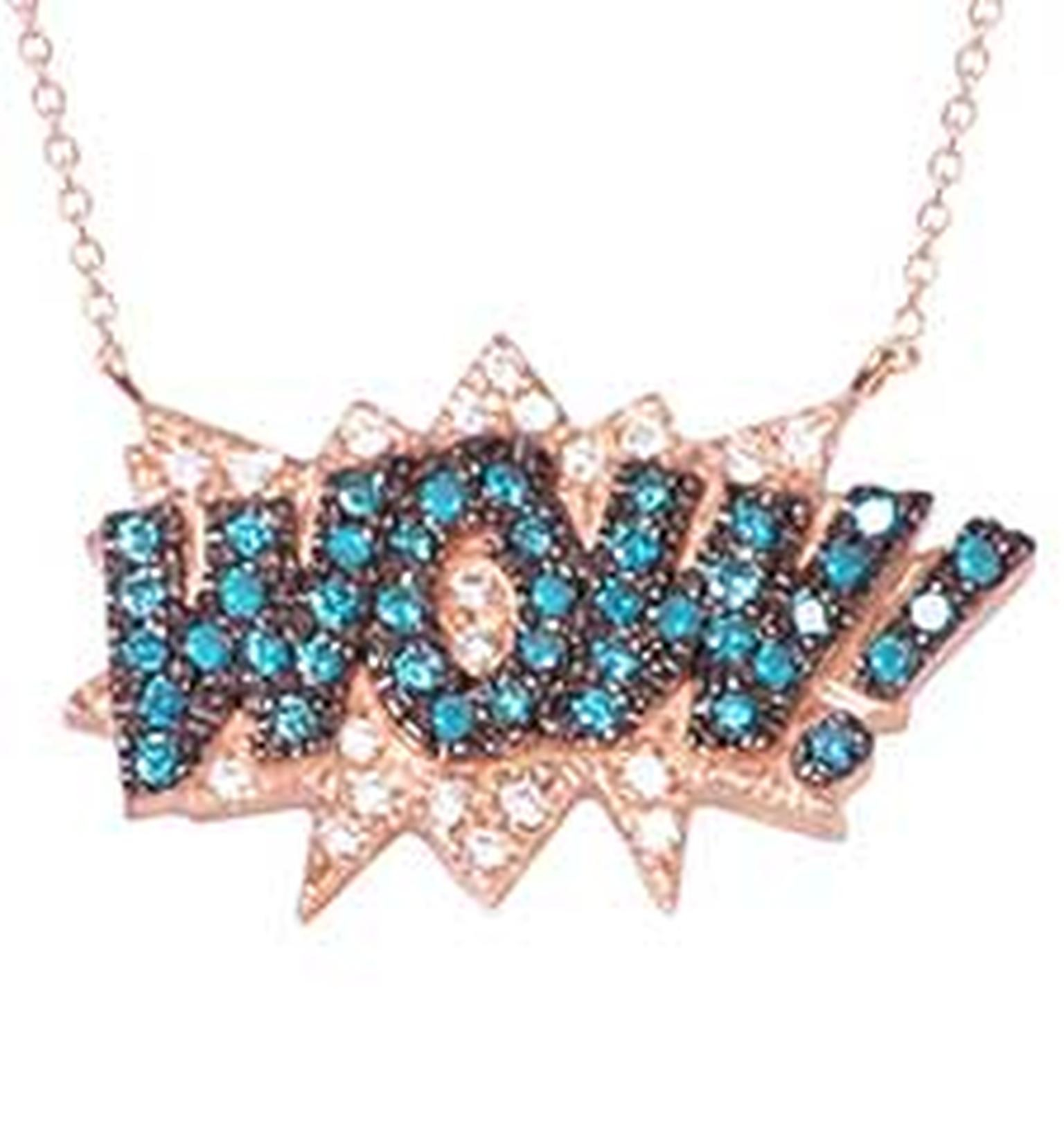 Diane Kordas Wow necklace HP