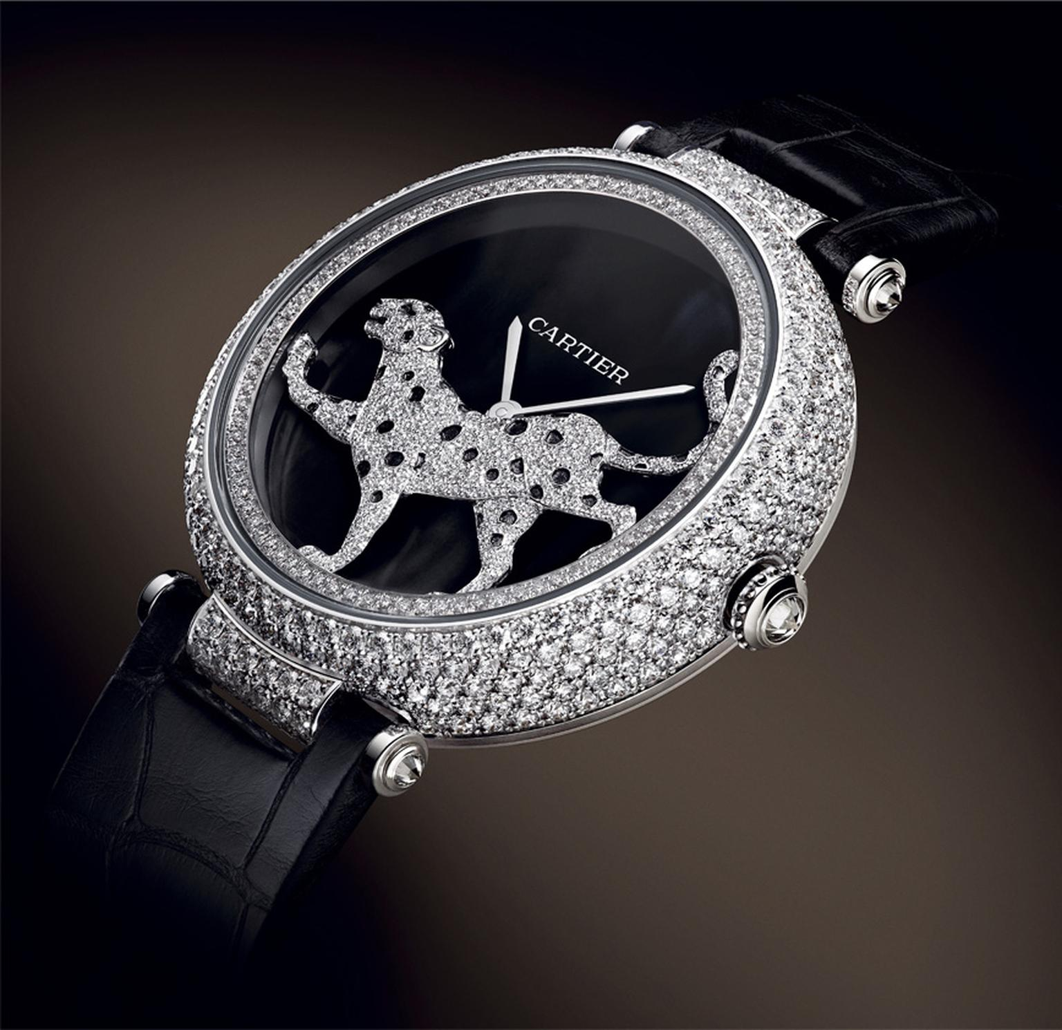 Cartier womens SIHH 2012