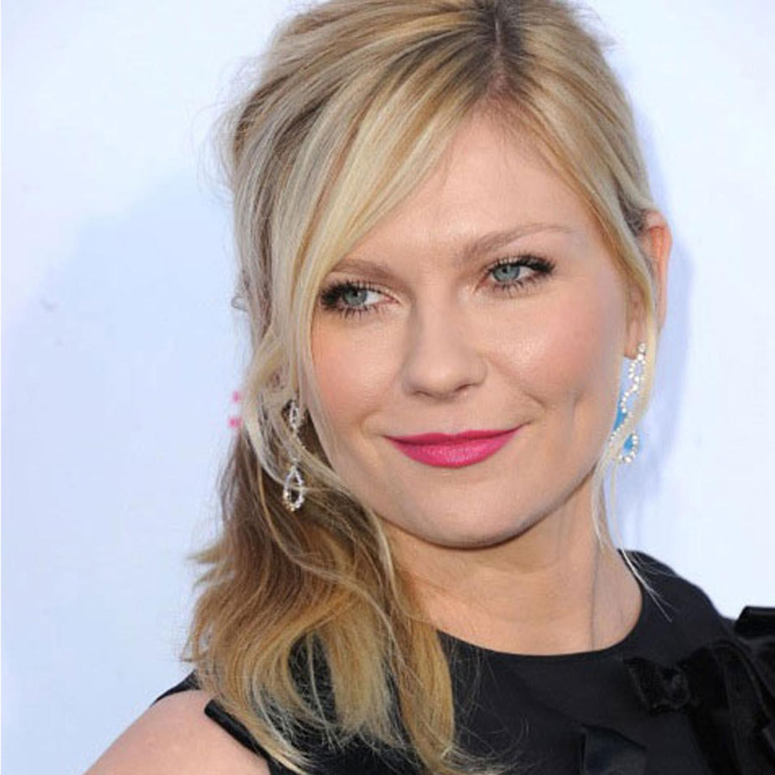 Kirsten Dunst chooses Harry Winston MAIN PIC