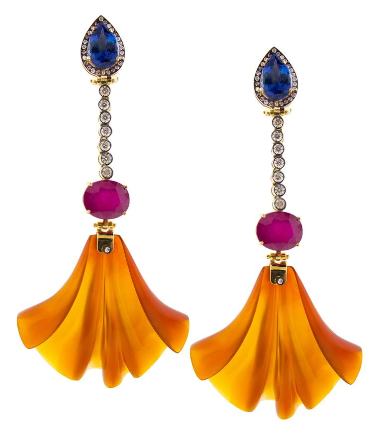 A carnival of colour: Silvia Furmanovich's bold new jewels