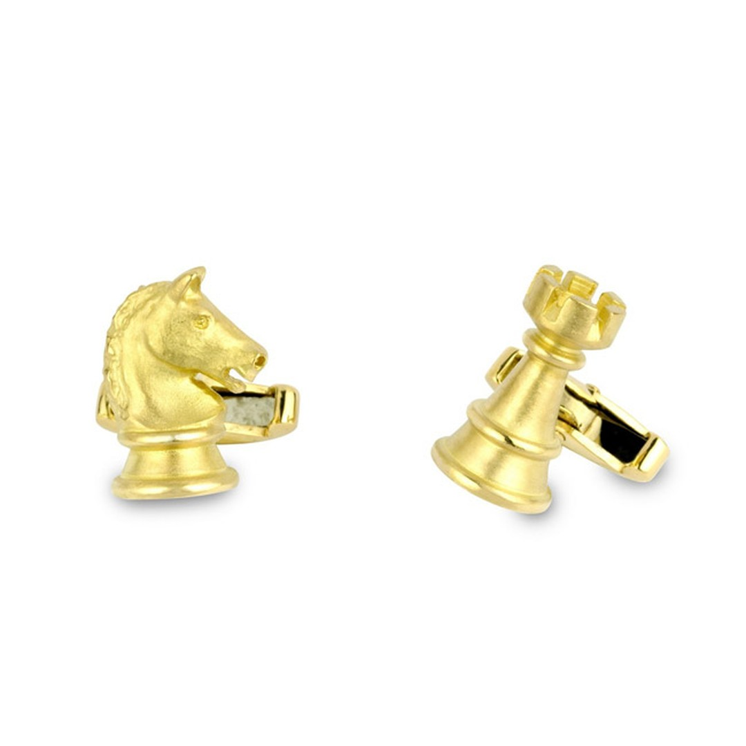 DeakingFrancis Chess cufflinks main