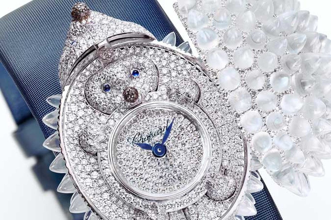 Chopard Hedgehog watch HP 2