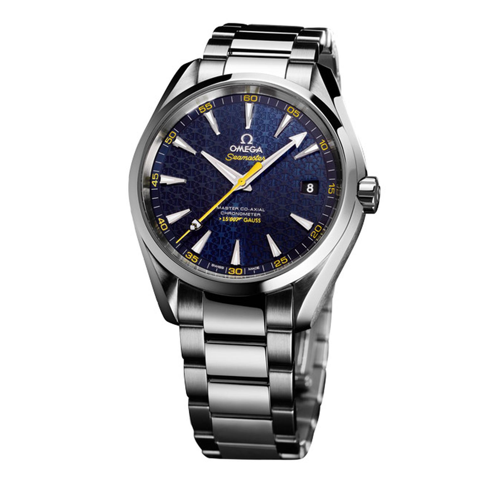 Omega Bond Seamaster Main