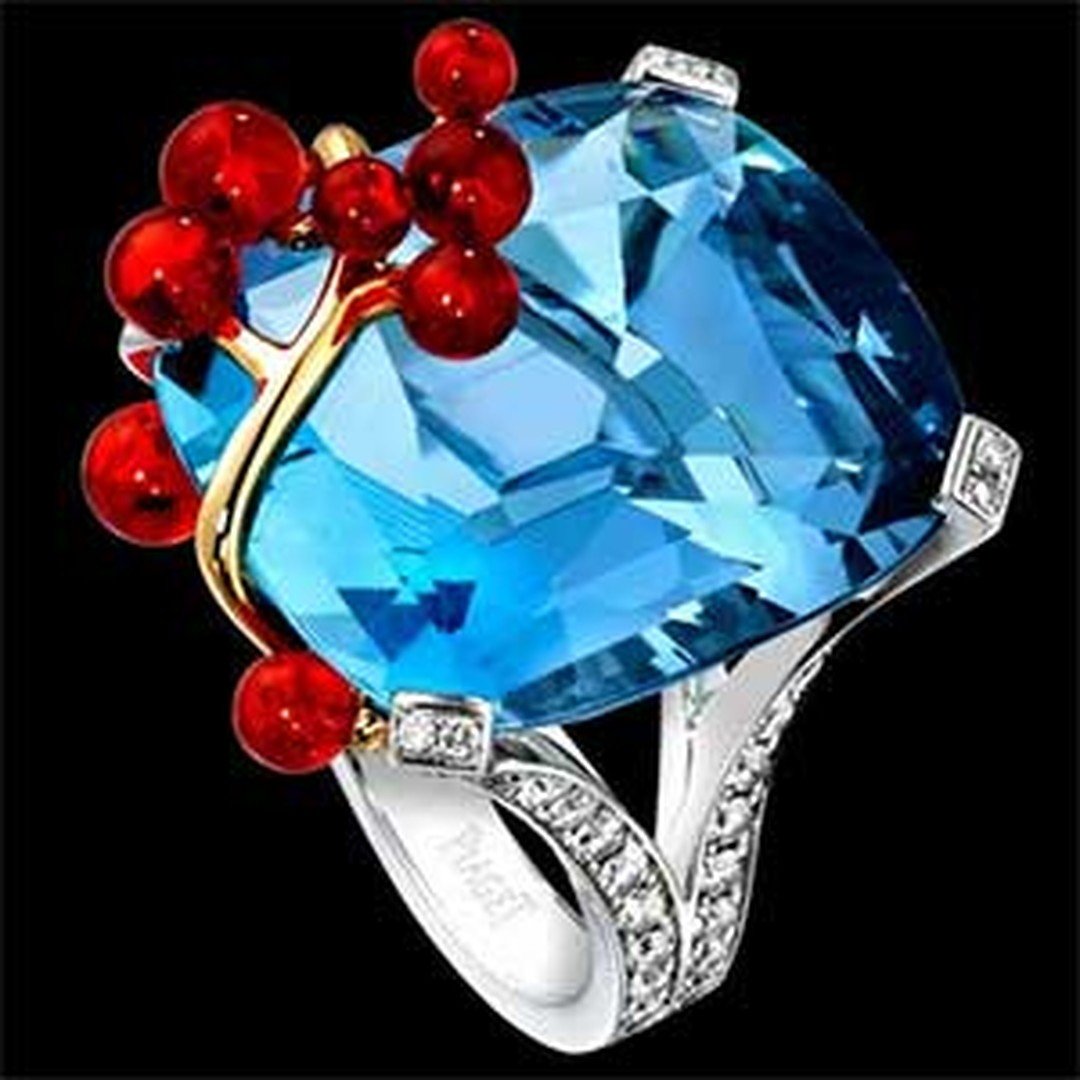 Aquamarine ring HP