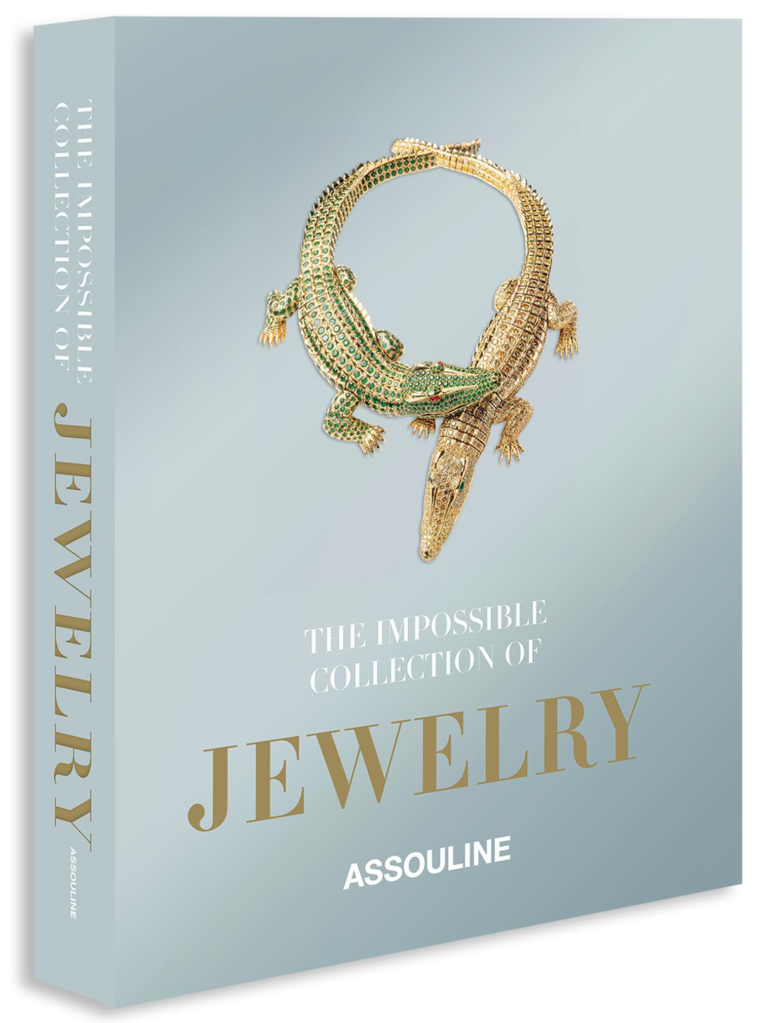 AssoulineImpssibleCollectionofJewelryCover