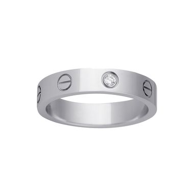 Cartier Love Ring Men Zoom