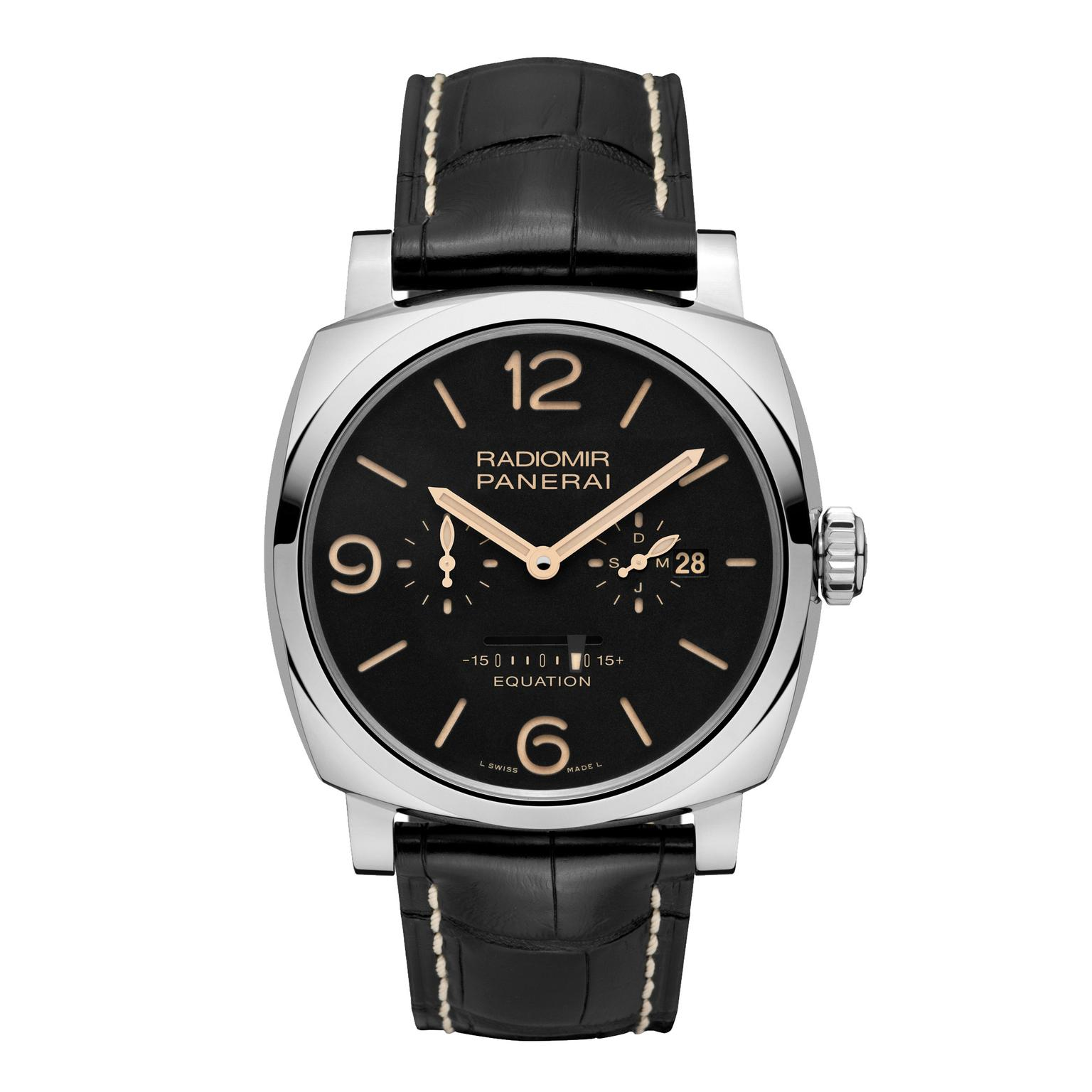 Panerai Radomir Equations of Time Zoom