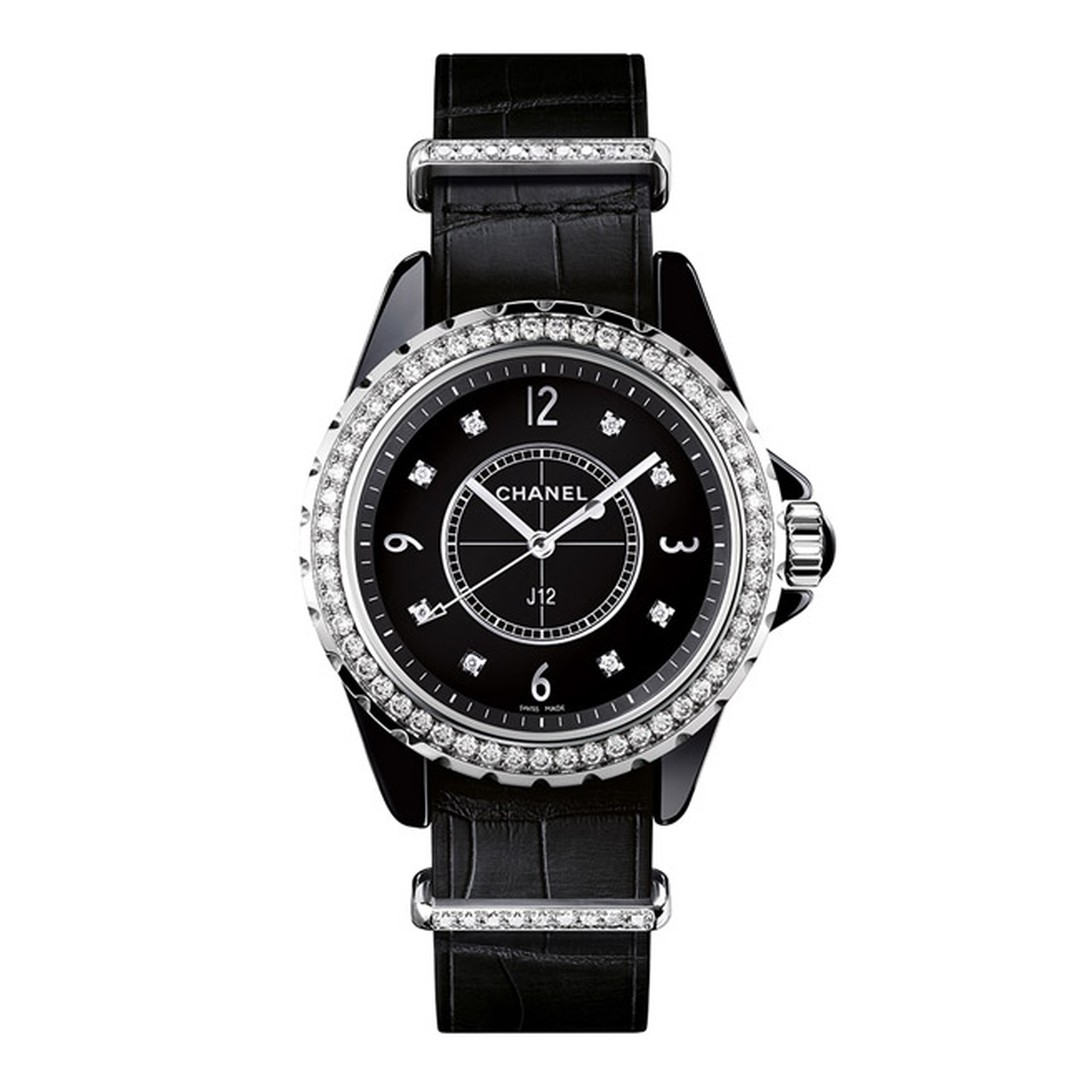 Chanel J12-G10 Black Main