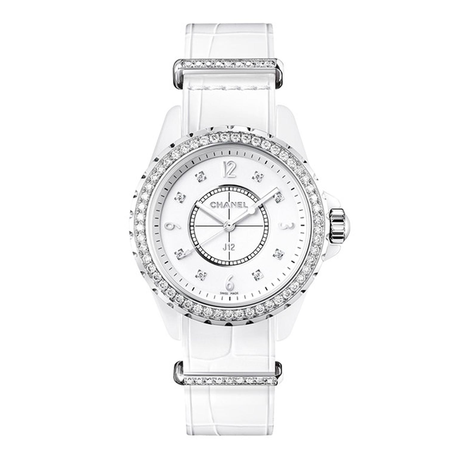Chanel J12-G10 White Main