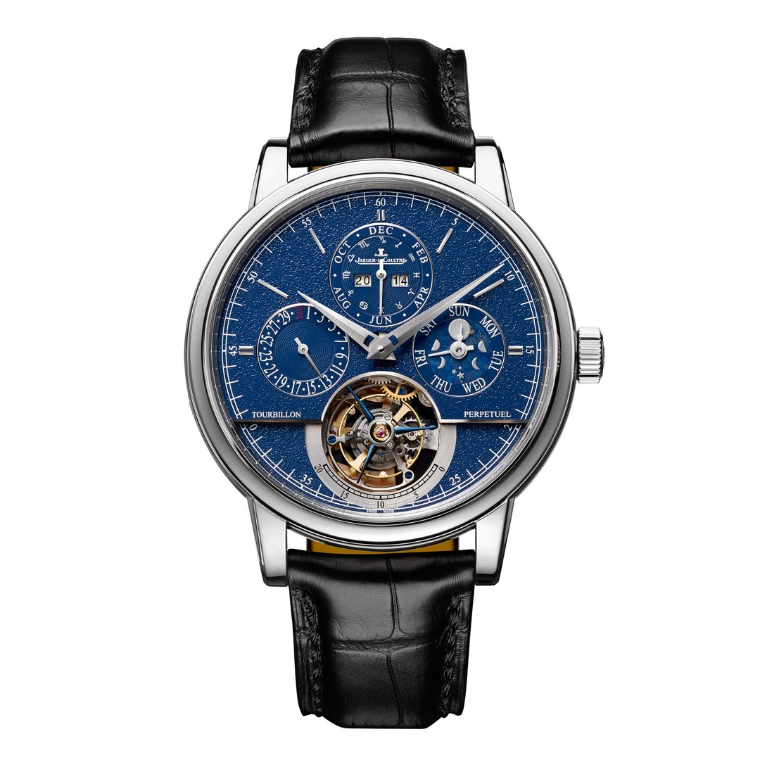 JLC Master Tourbillon Zoom