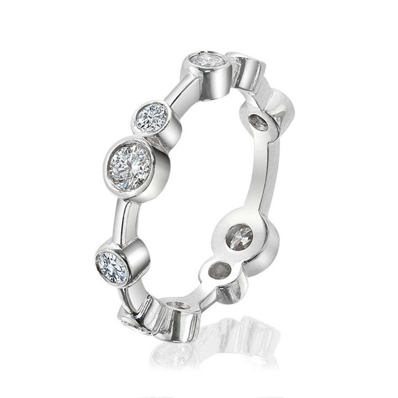 Boodles Raindance Eternity Ring Main