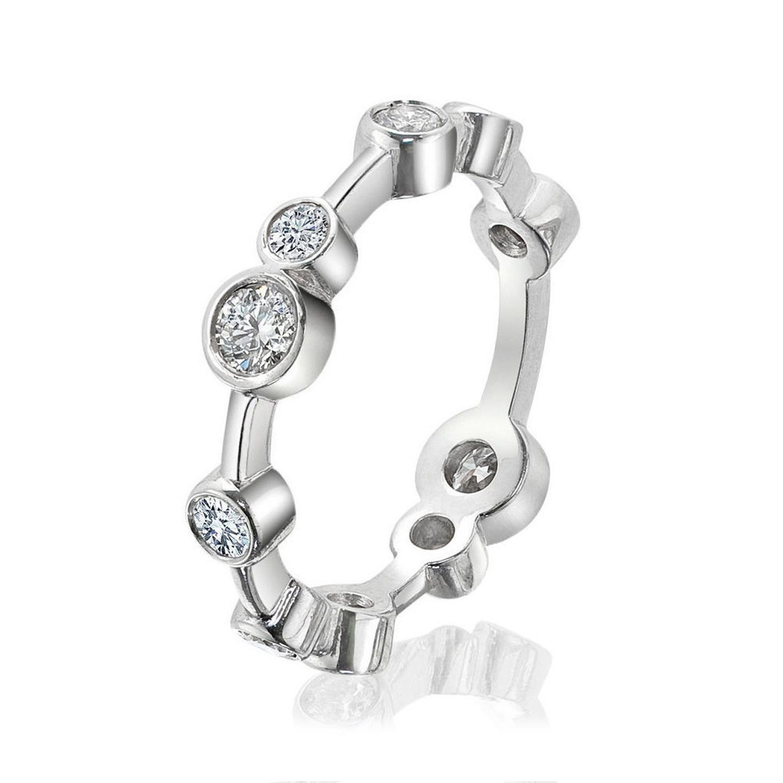 Boodles Raindance Eternity Ring Zoom