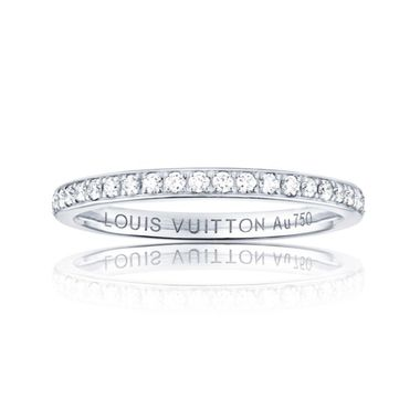 Louis Vuitton Eternity Ring Zoom