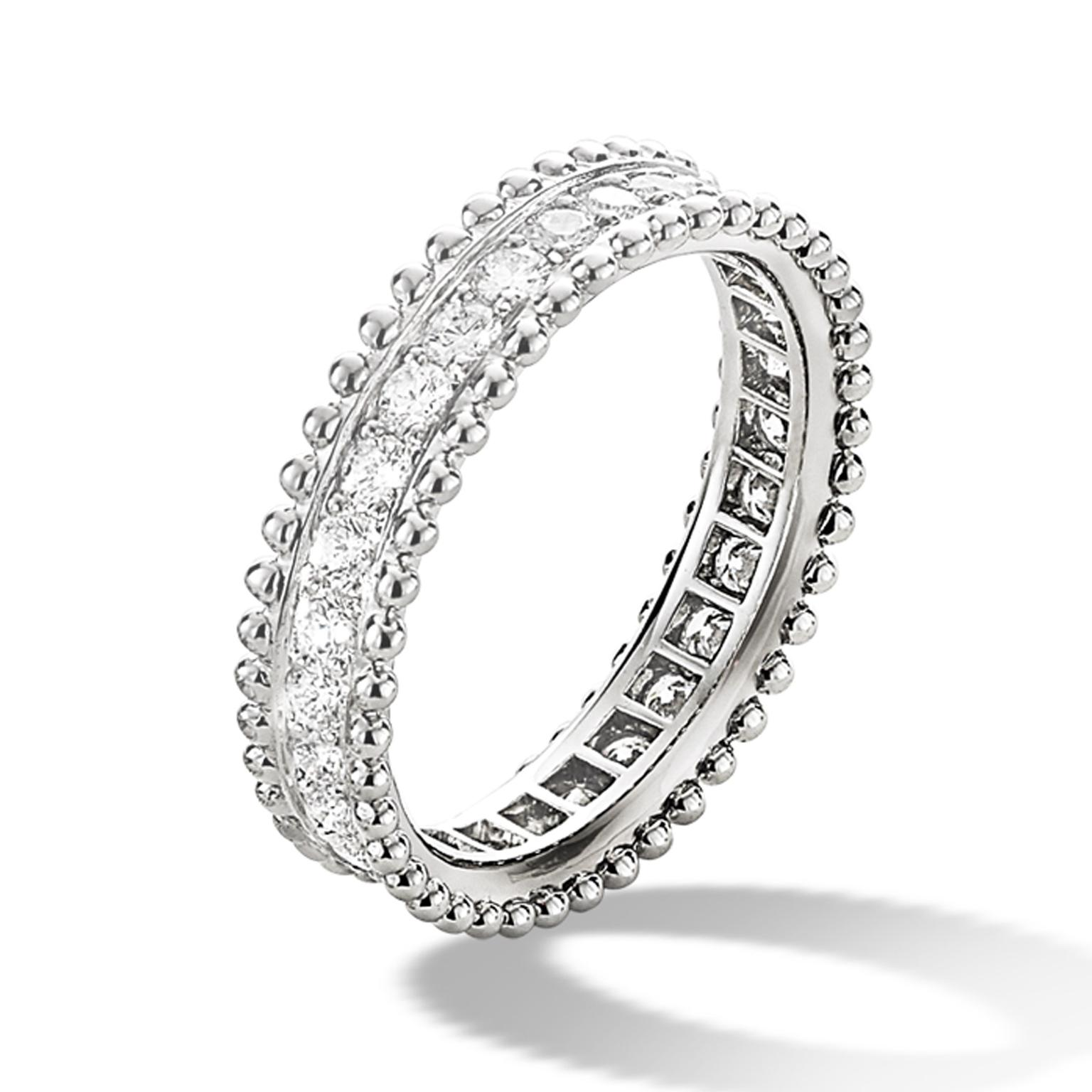 VanCleef Arples Eternity Ring Zoom