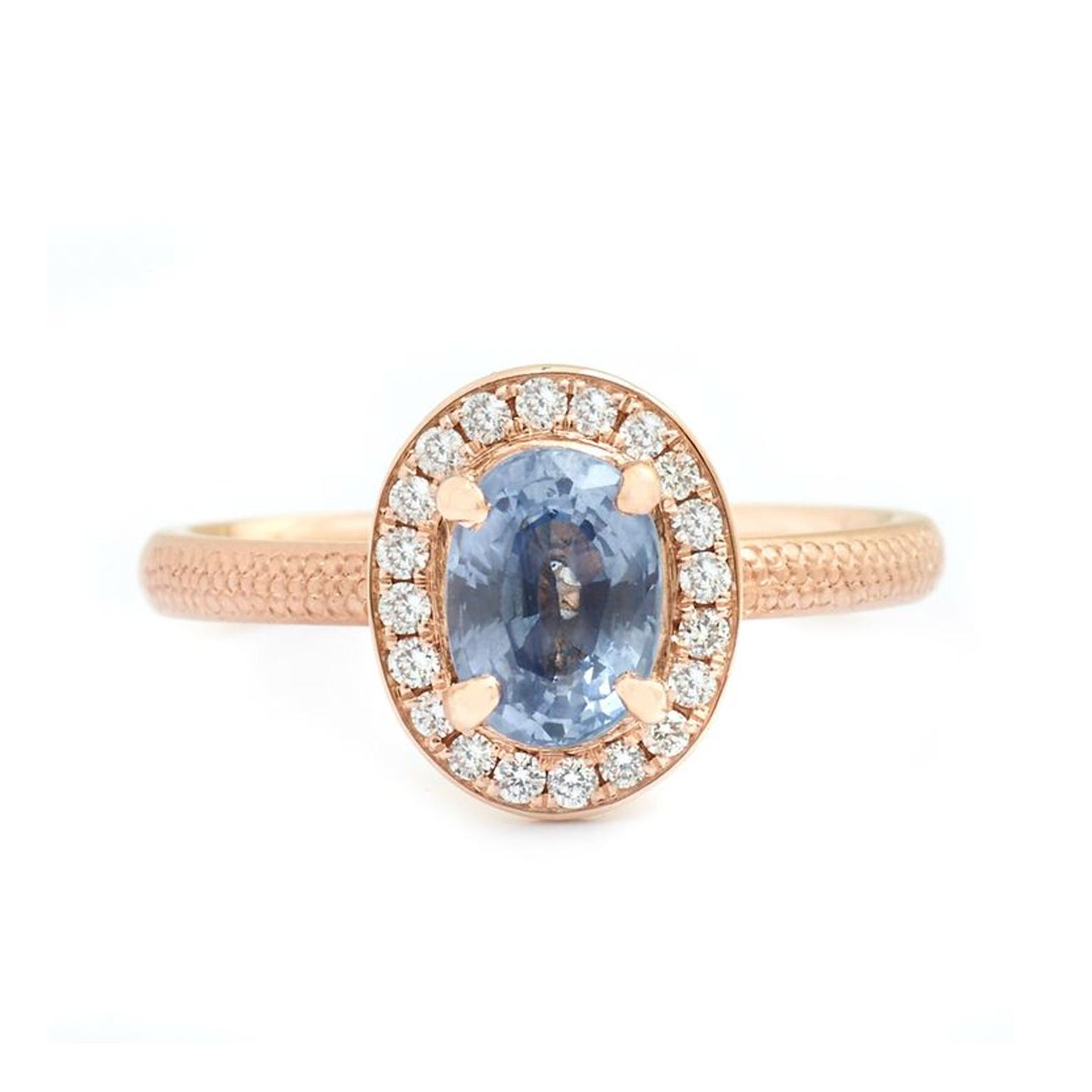 stone ctw gold light white metal center emitter render floor sapphire aqua shop marquise halo ring prong engagement round blue with