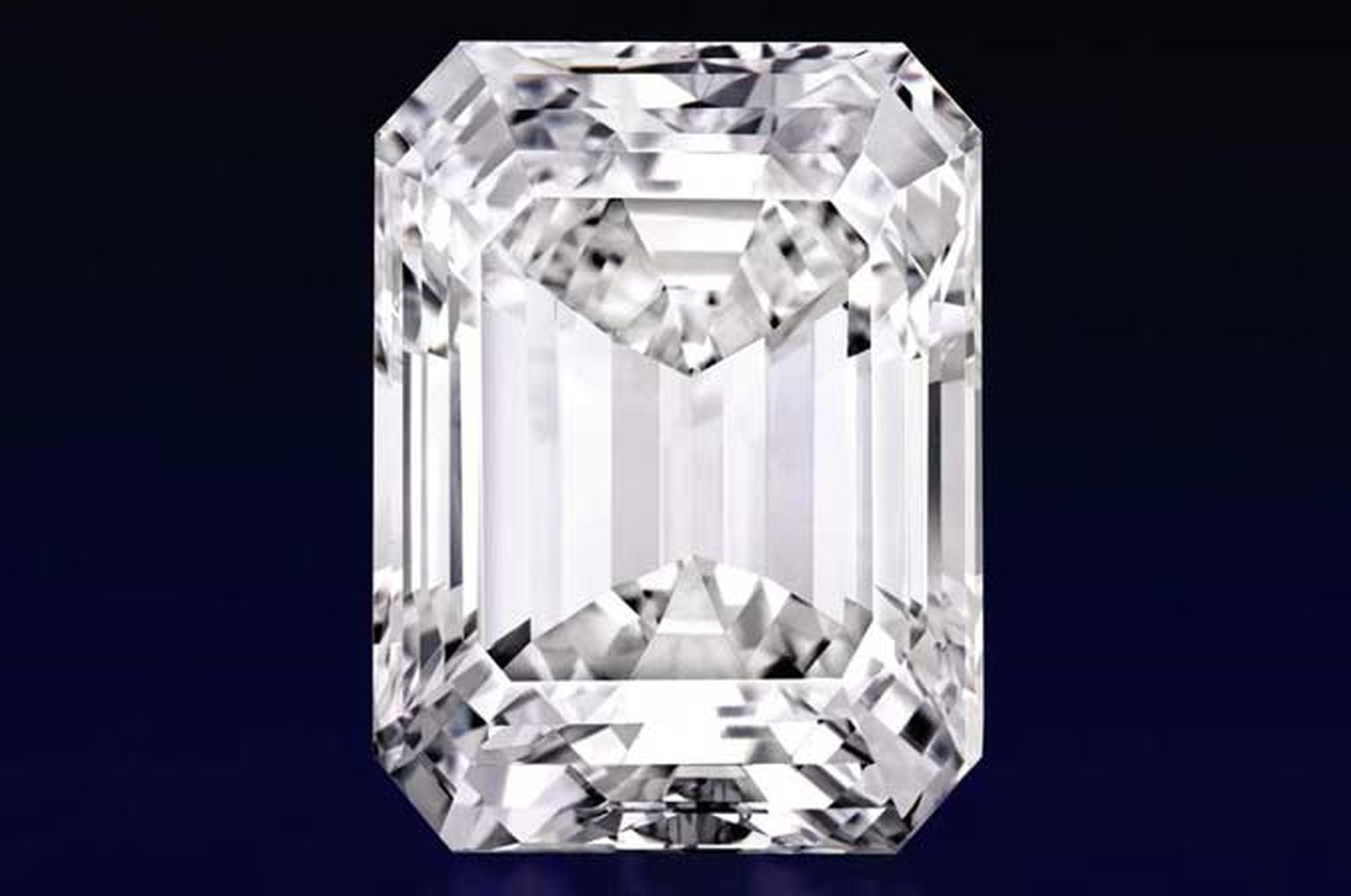 Sothebys Emerald Cut Diamond_Vertical