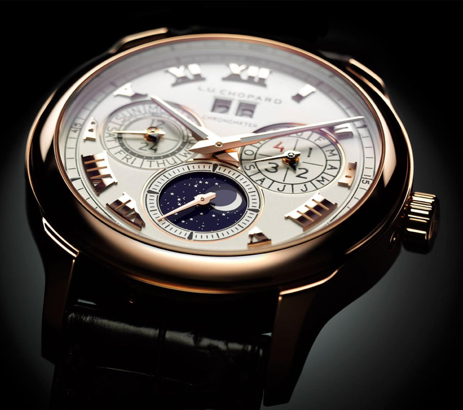 Chopard mens Basil 2012