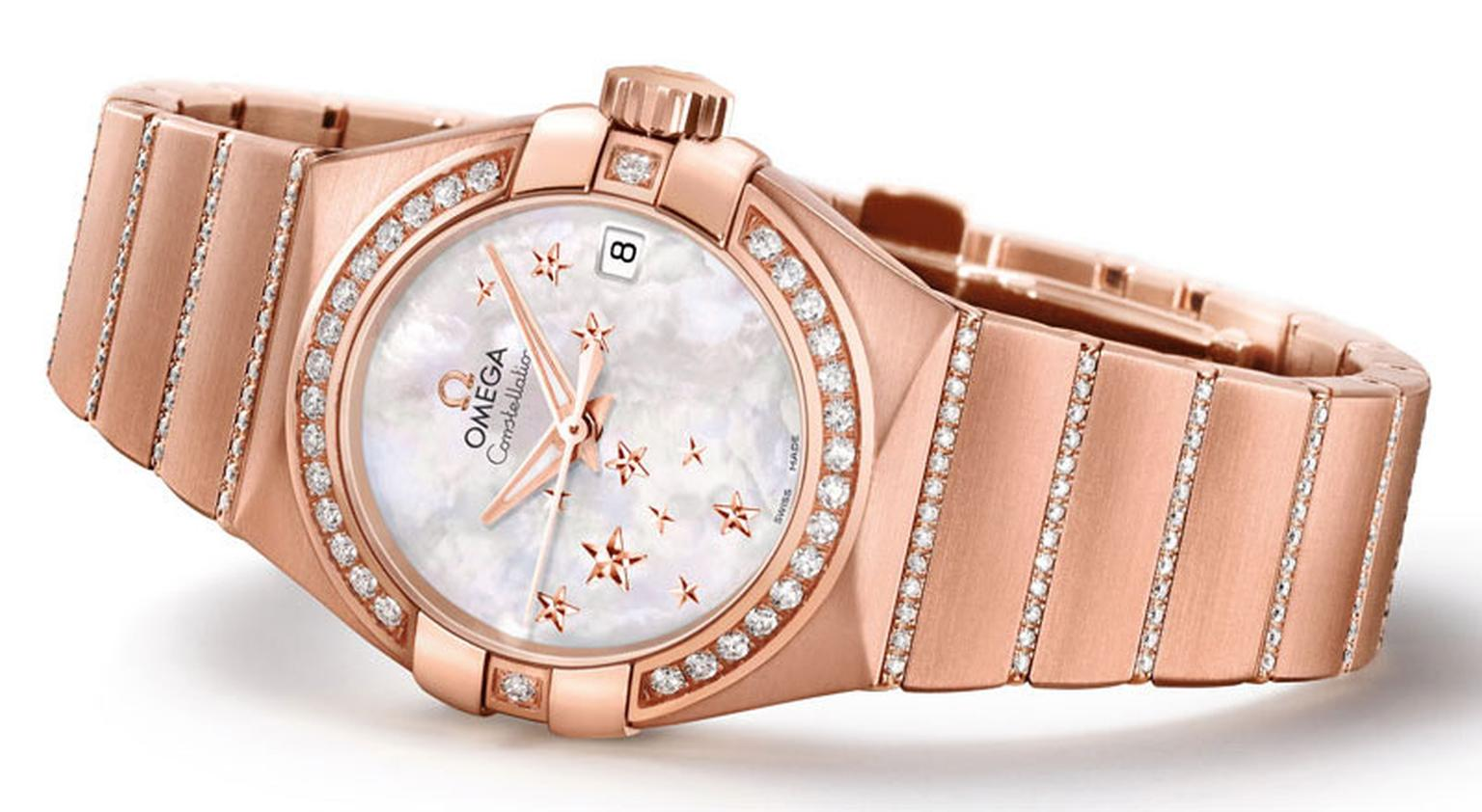 Omega-Constellation-Basel 2012 womens
