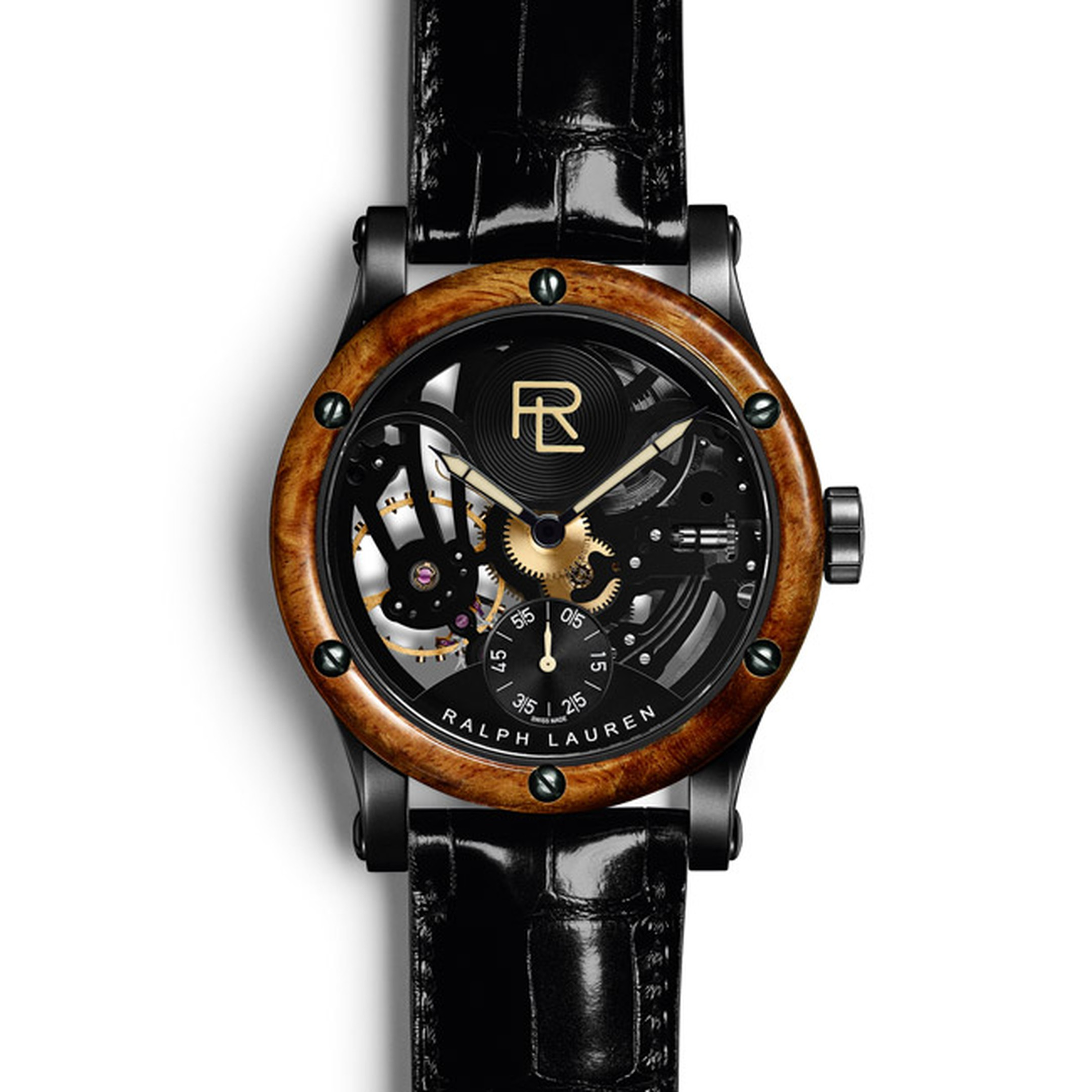 Ralph Lauren RL 45mm Automotive Skeleton Main