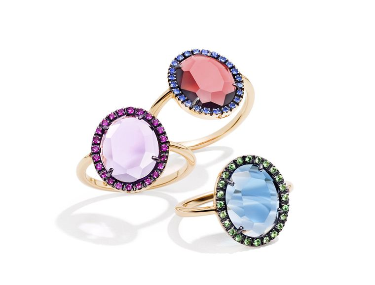 Pomellato launches colourful new jewels for 2013