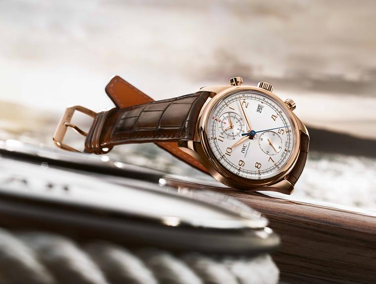 Two new models in IWC's historic Portuguese collection