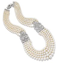 The history of pearls will be brought to lustrous life at the forthcoming exhibition at the V&A