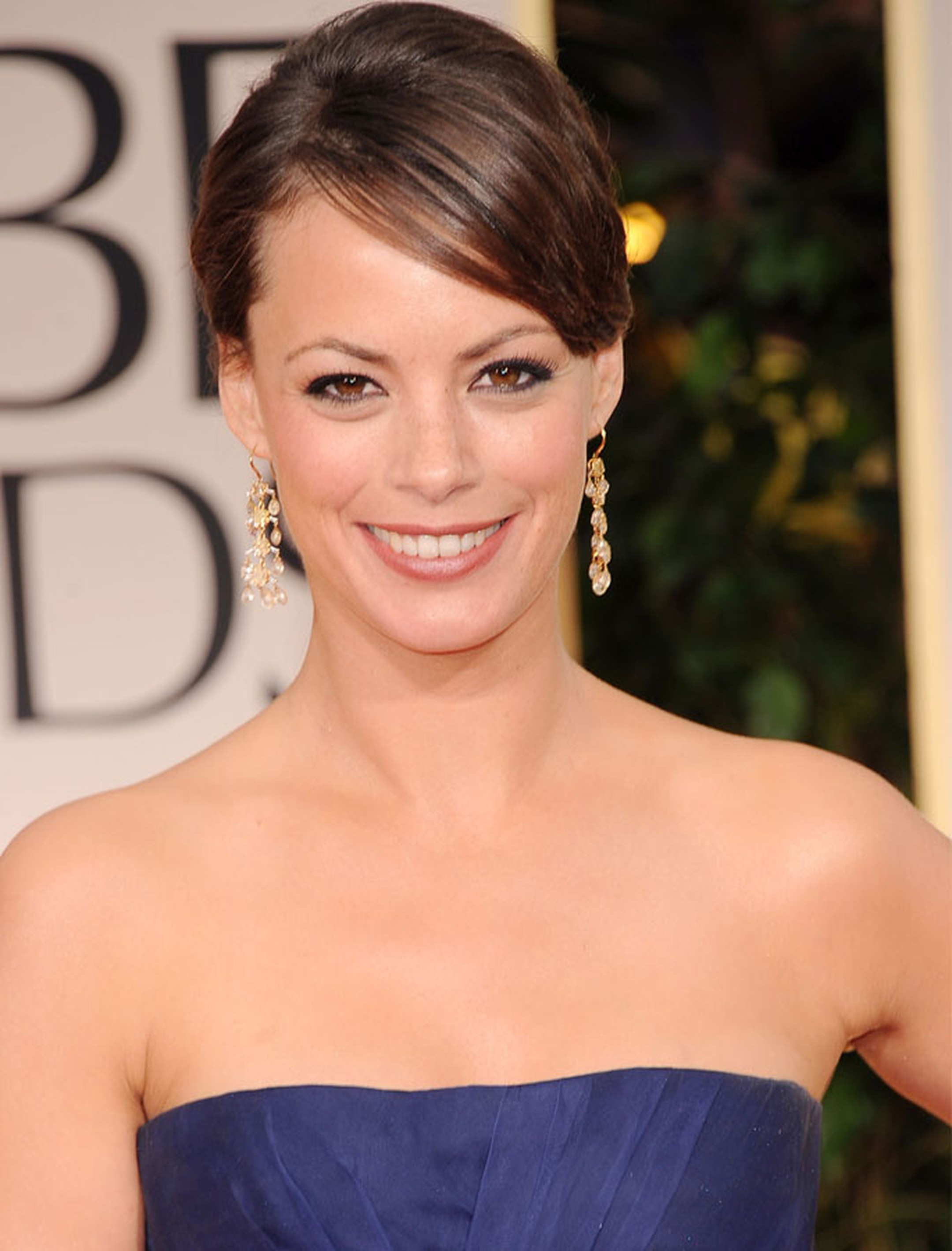 Bérénice Bejo wearing Chopard at the 69th Annual Golden Globe Awards - L.A., January 15th 2012_2