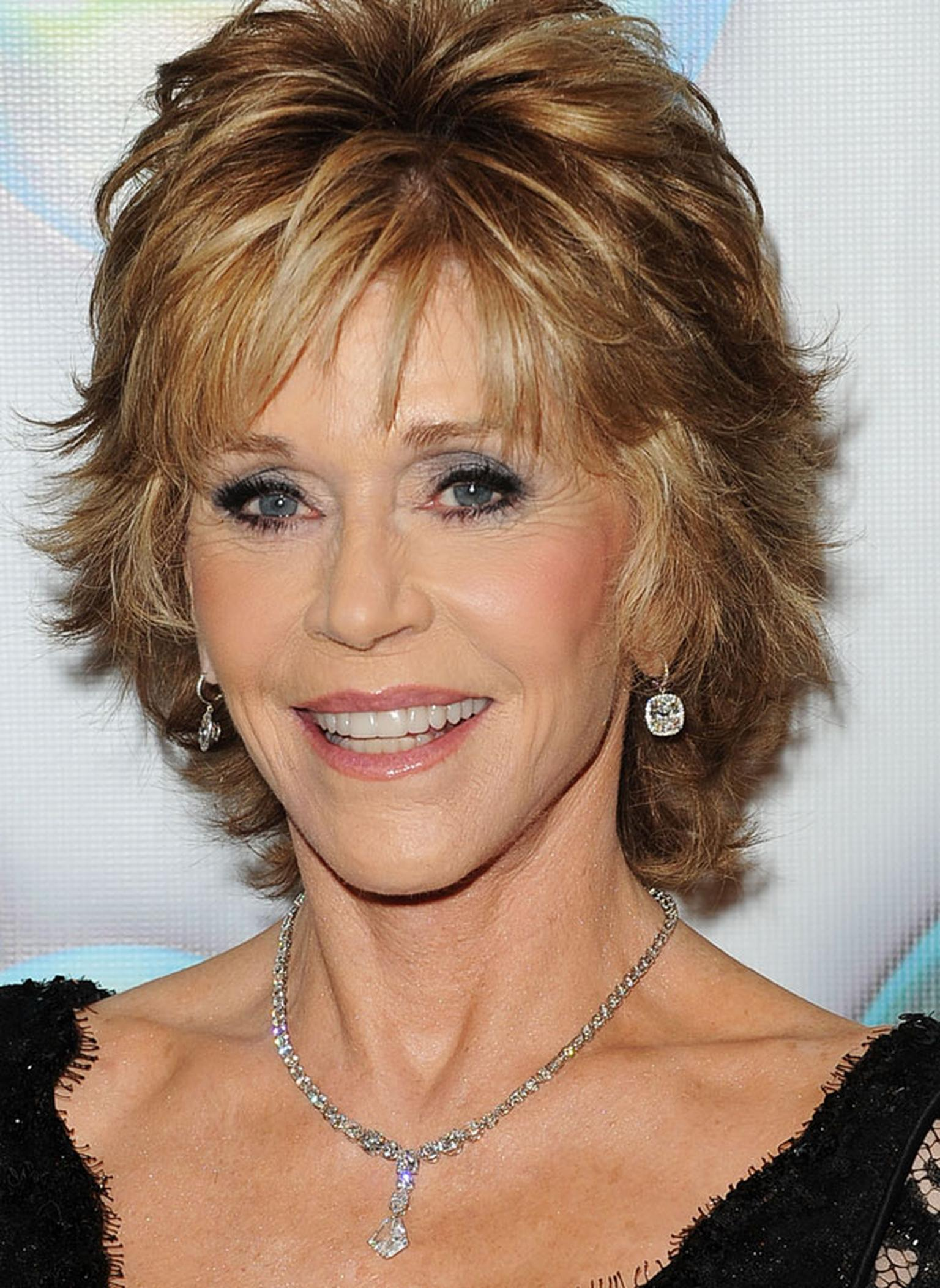Jane Fonda wearing Chopard at the 69th Annual Golden Globe Awards - L.A., January 15th 2012_1