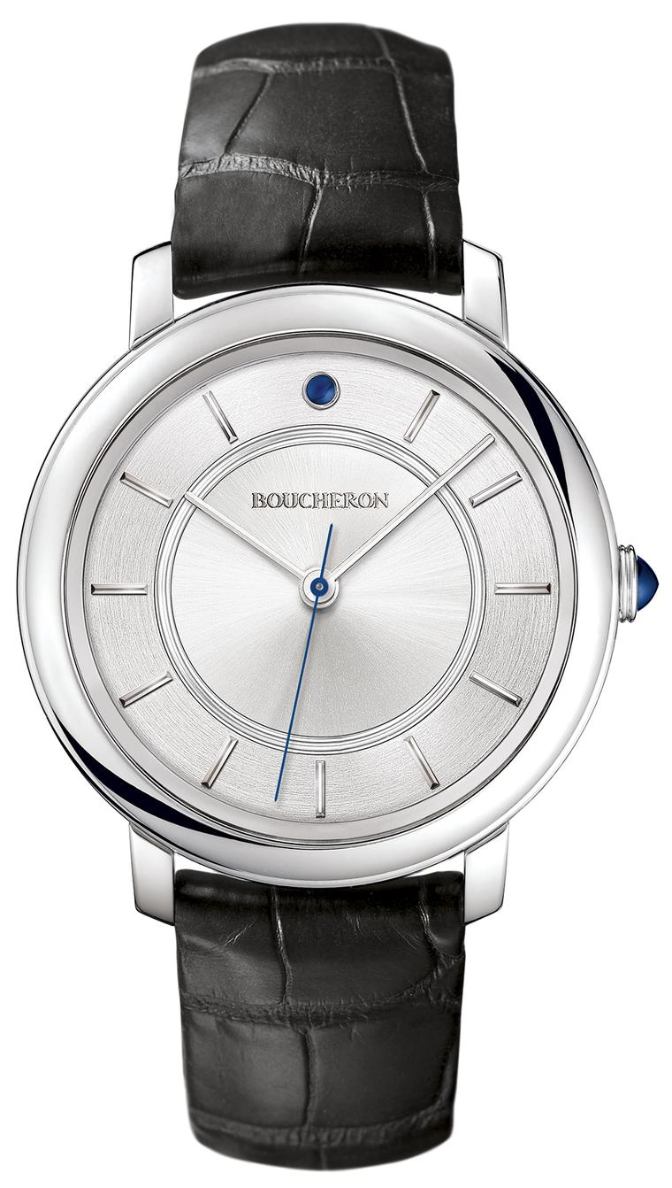 Boucheron's new Epure watches