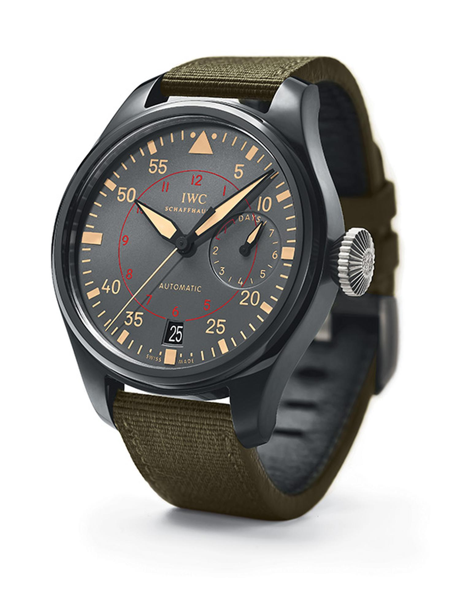 SIHH 2012 IWC Big Pilots Watch Miramar