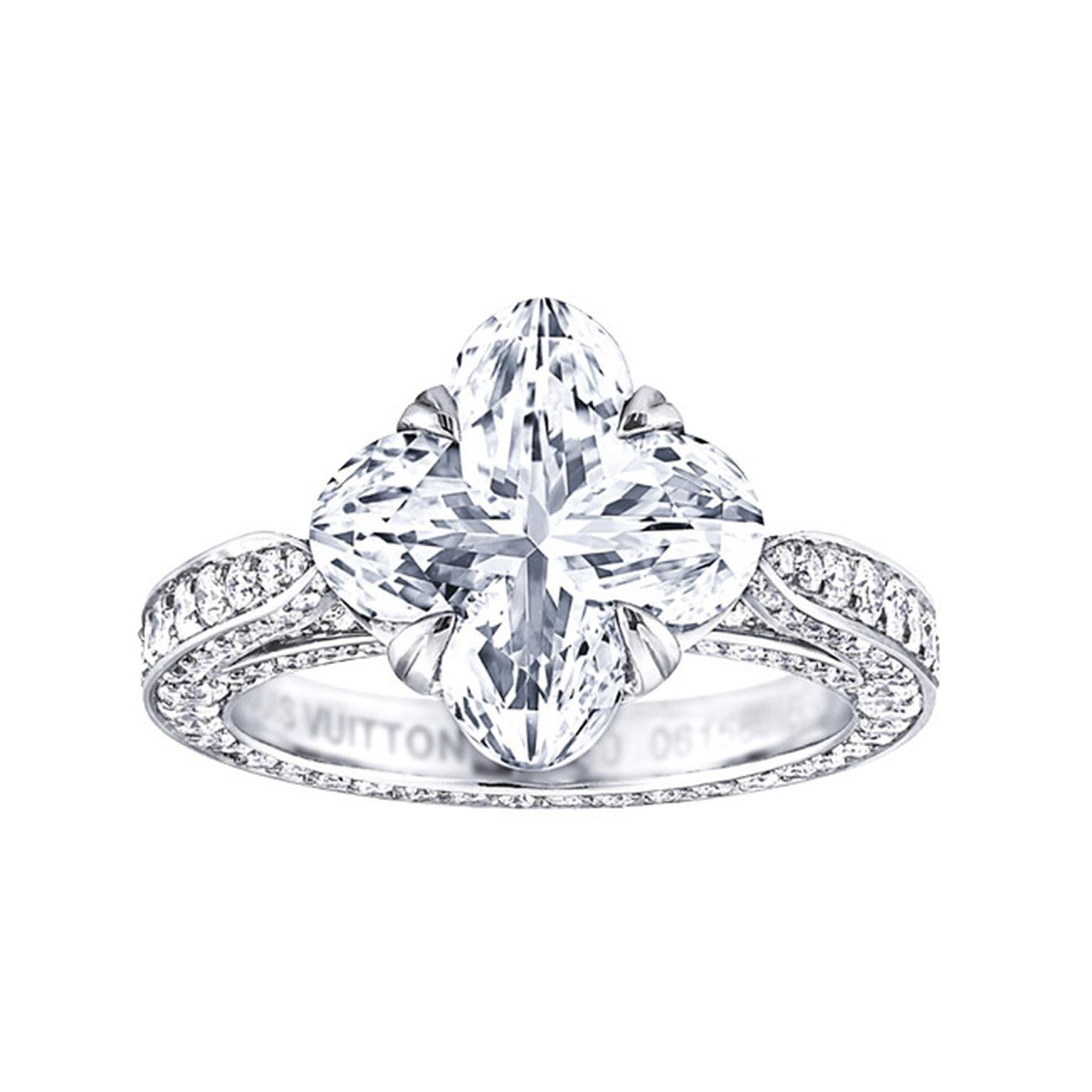Louis Vuitton Flower Ring Main
