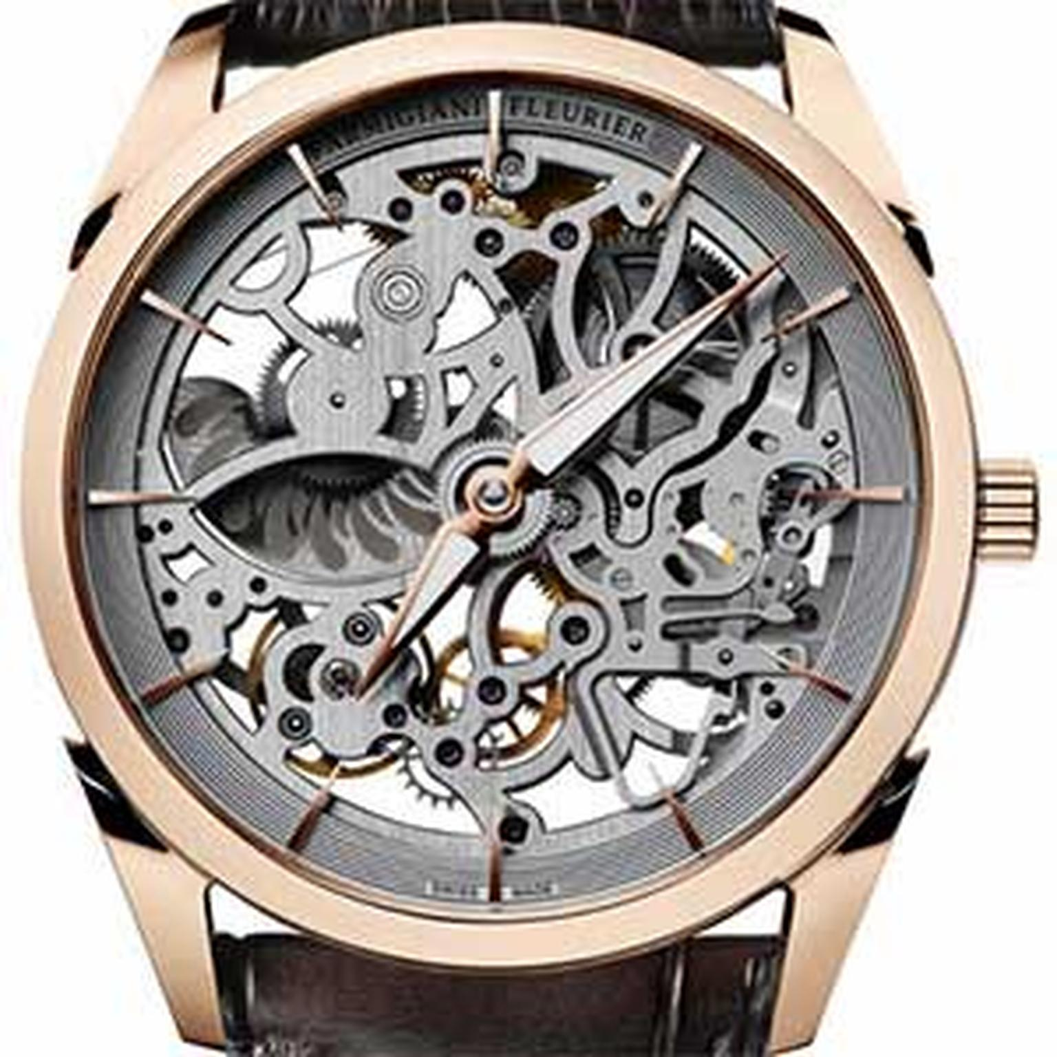 Parmigiani -skeleton -watch