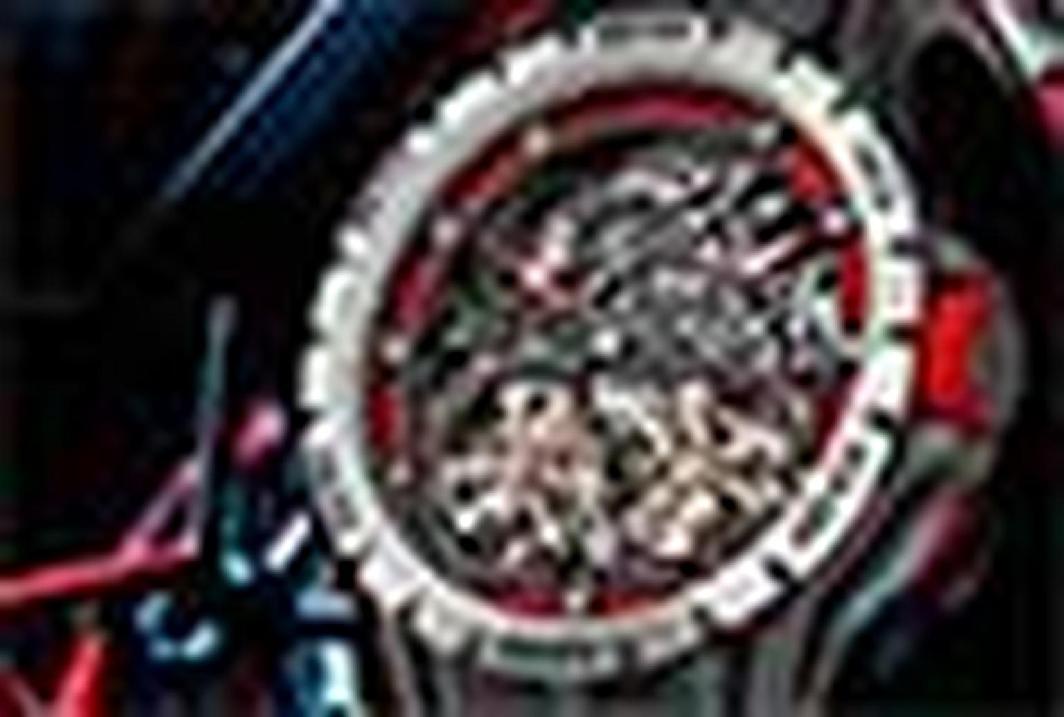 Roger Dubuis Skeleton Watch NL