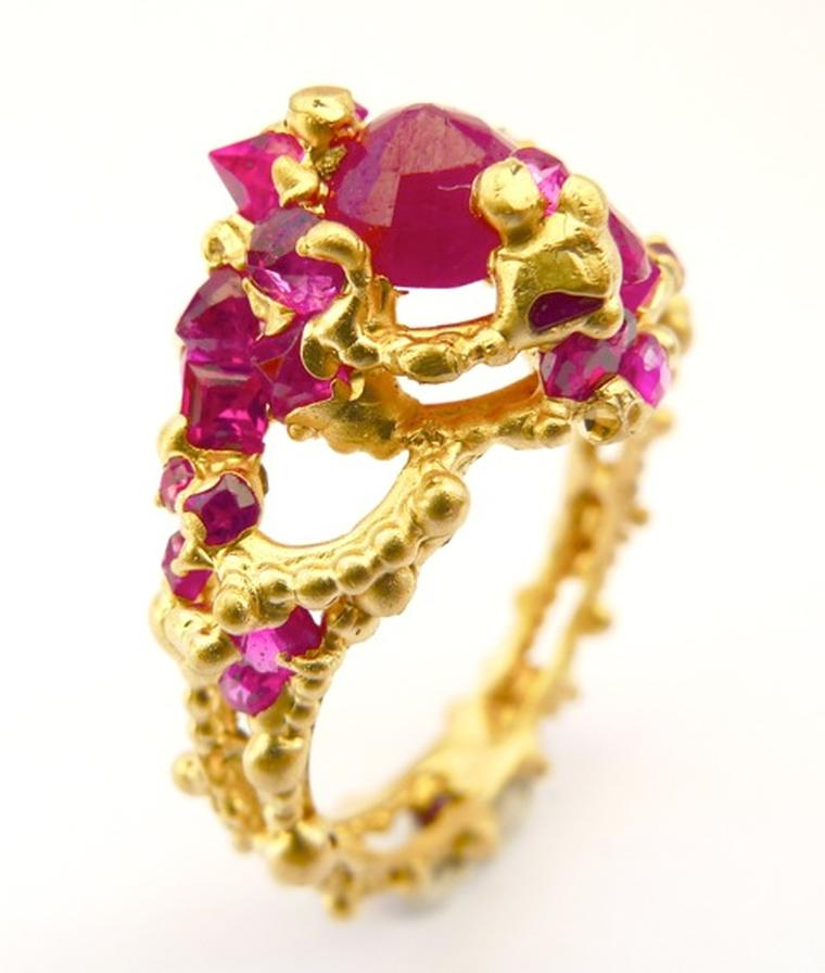 Polly Wales Solomon Ring