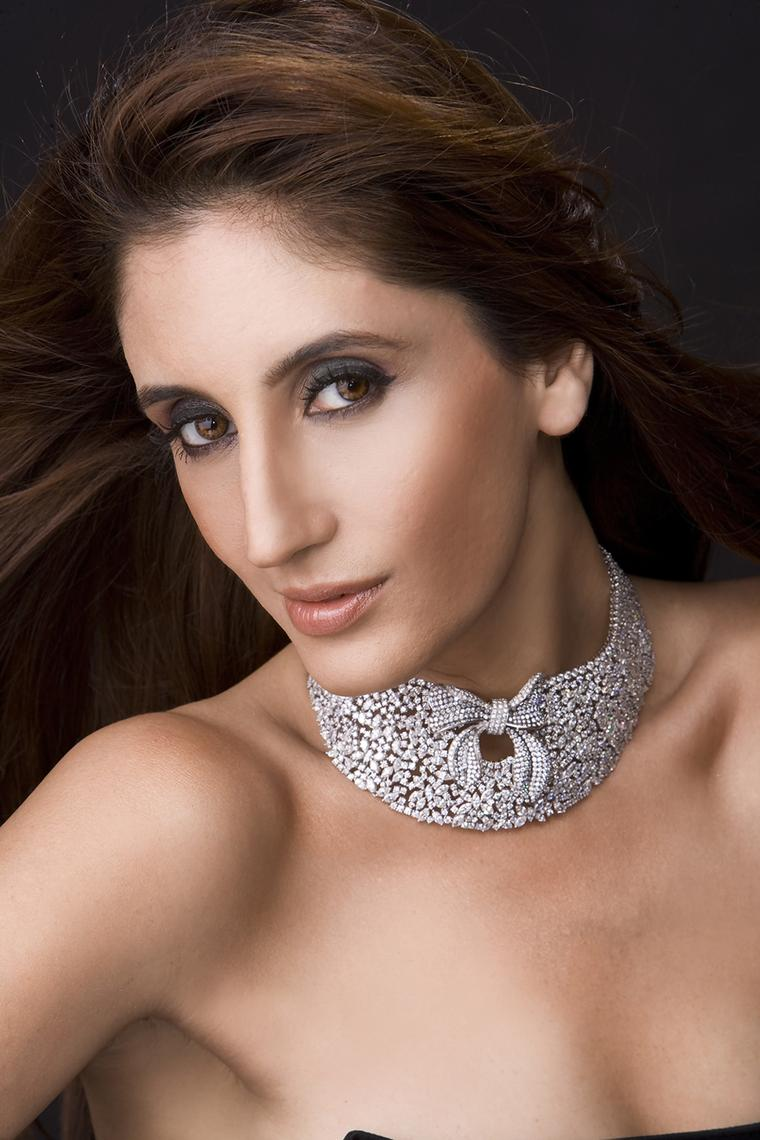 An interview with India's jeweller to the stars Farah Khan