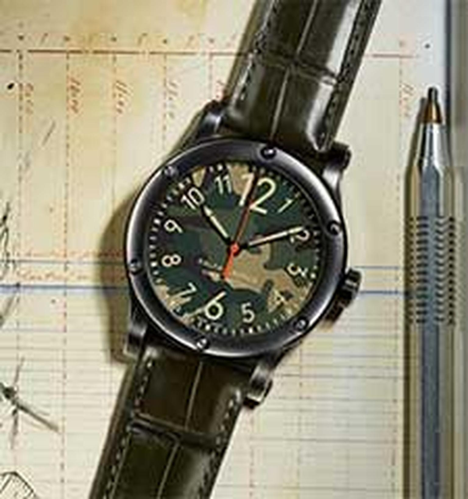 Ralph Lauren Safari watch