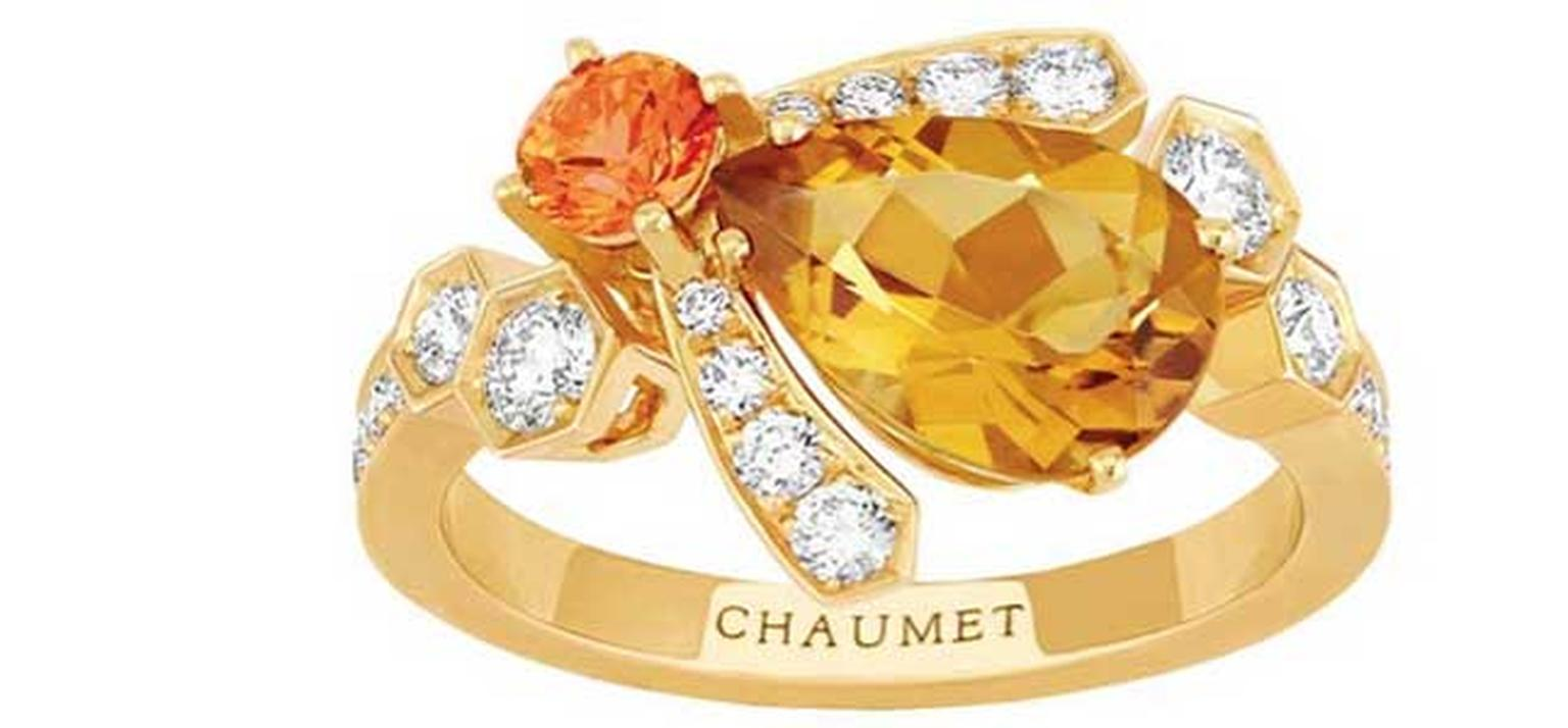 Chaumet Bee ring