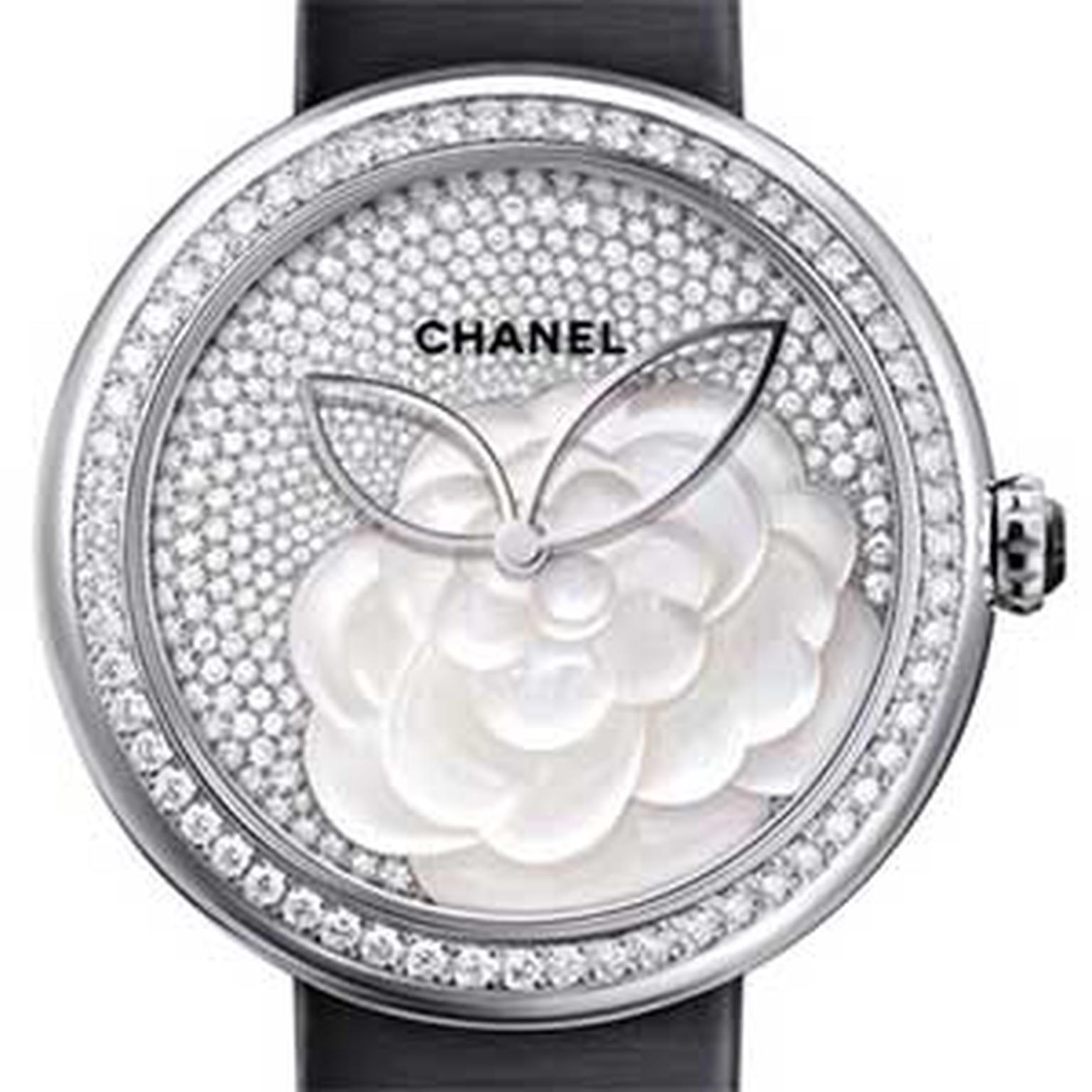 Chanel Camelia watch