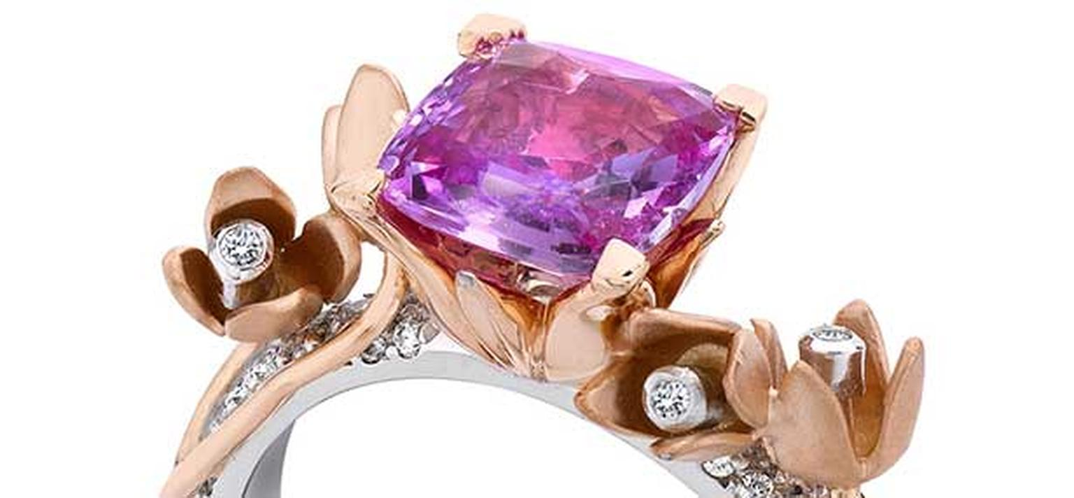 Theo -Fennell -pink -sapphire -ring